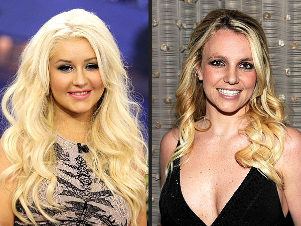 The Voice vs. The X Factor: Christina Aguilera Welcomes Britney Spears