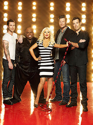 The Voice Semi-Finals Bring Out the Best in Singers