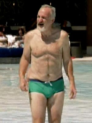 Art Smith: Celeb Chef Loses 120 Lbs., Strips to Speedo
