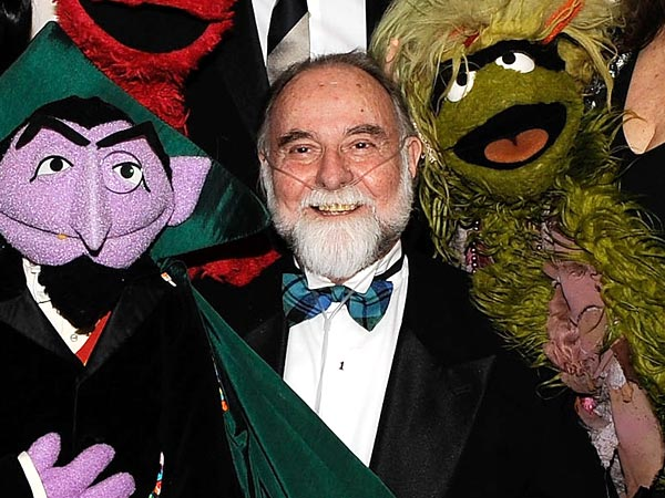 Jerry Nelson, Voice of The Count on Sesame Street, Dies at 78