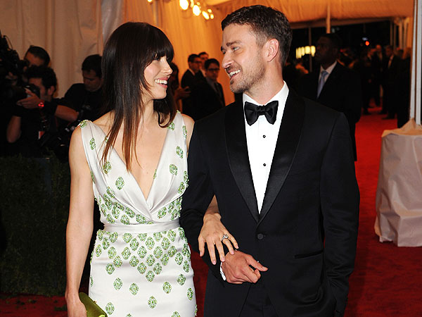 Justin Timberlake, Jessica Biel Engaged; Working on Devil in the Deep Blue Sea