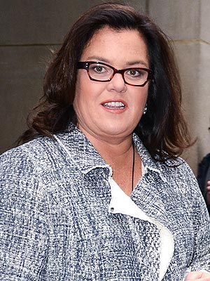 Rosie O'Donnell Has Heart Attack, Blogs About It