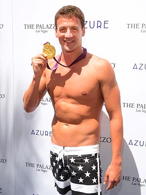 Olympian Ryan Lochte Looking for the Perfect Girl