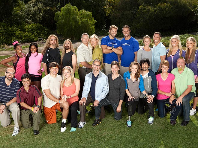 Amazing Race Season 21 Cast Revealed