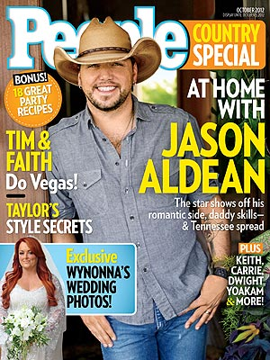 Jason Aldean Shows Off His Softer Side