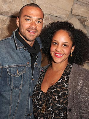 Jesse Williams, of Grey's Anatomy, Gets Married