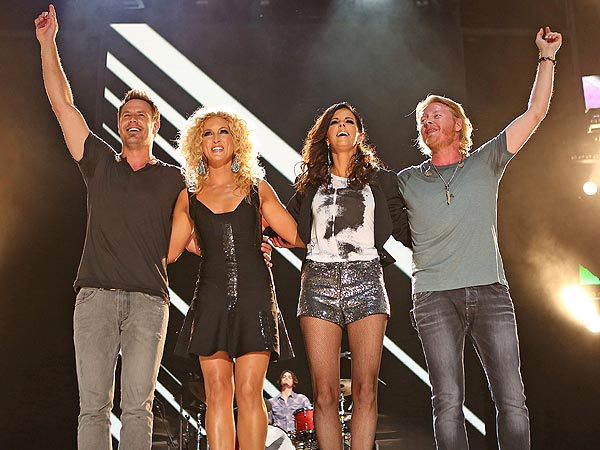 Little Big Town Reveals Their Go-To Tunes for Rockin' and Romance