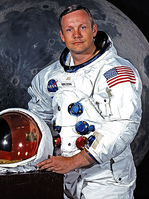 Neil Armstrong Dies : People.