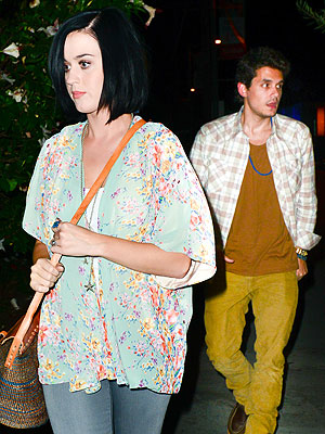 Katy Perry Dating John Mayer Again, Says Pal