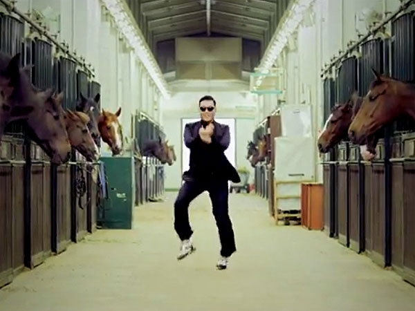Viral Videos of 2012: Psy Gangam Style to Call Me Maybe