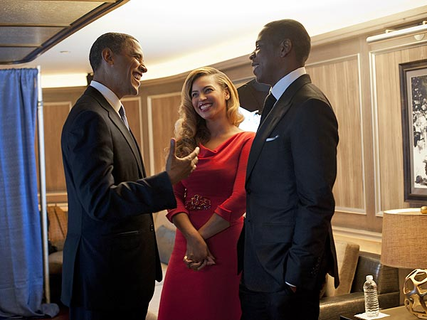 Barack Obama Likens Beyonce to Michelle Obama