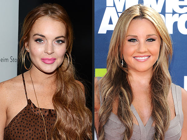 Lindsay Lohan Speaks Out About Amanda Bynes's Legal Troubles