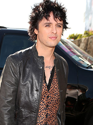 Green Day's Billie Joe Armstrong Comes Clean About Rehab