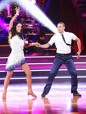 Dancing With the Stars, Bristol Palin & Mark Ballas Eliminated