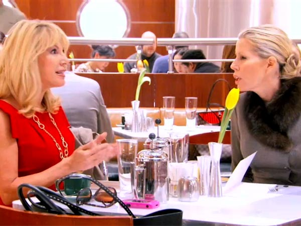 RHONYC's Ramona Singer Lashes Out at Aviva Drescher's Dad