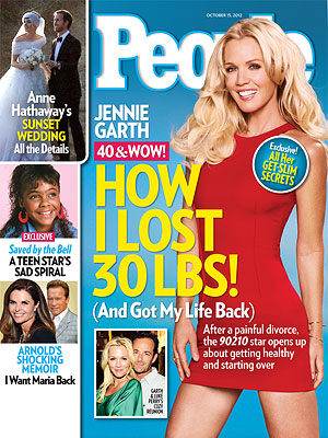 Jennie Garth Talks Divorce from Peter Facinelli, Weight Loss with PEOPLE