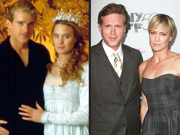 The Princess Bride 25th Anniversary - Robin Wright, Carey Elwes