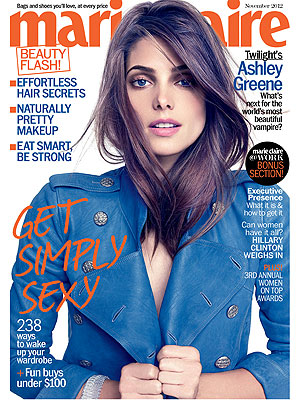 Twilight's Ashley Greene Find Dating Difficult