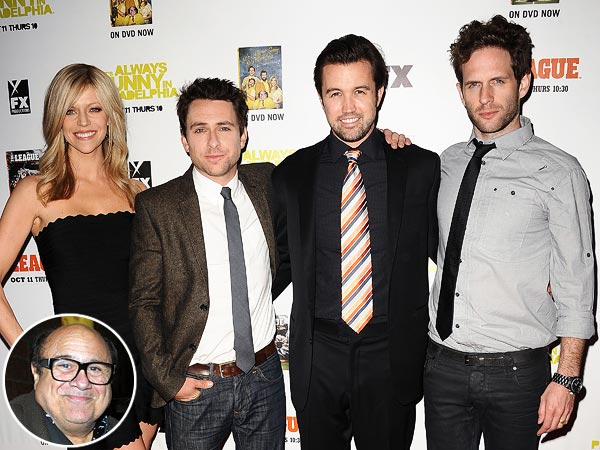 Danny DeVito, Rhea Perlman Split, Support from It's Always Sunny in Philadelphia