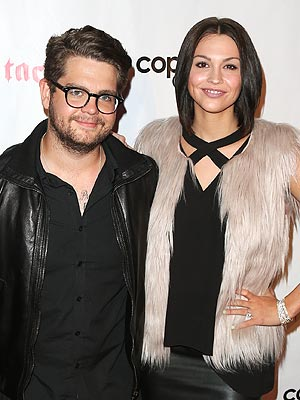 Jack Osbourne Marries Lisa Stelly