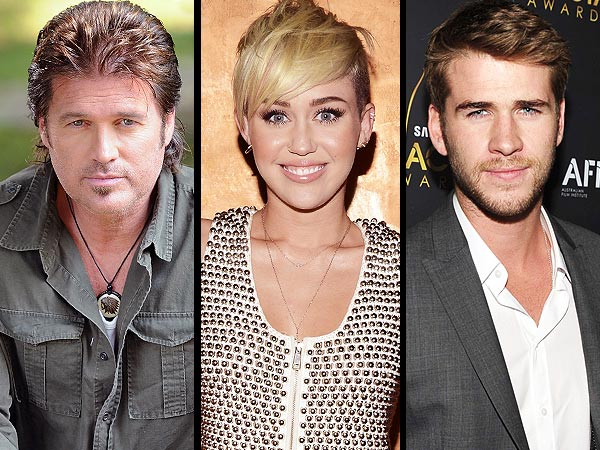 Miley Cyrus Engaged to Liam Hemsworth; Dad Billy Ray Cyrus Thrilled