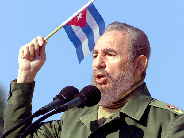 Fidel Castro Gives Up Power – For Now