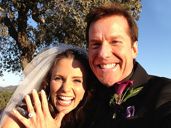 Jeff Dunham Marries Audrey Murdick