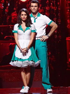 Dancing with the Stars: Melissa Rycroft Returns to the Ballroom
