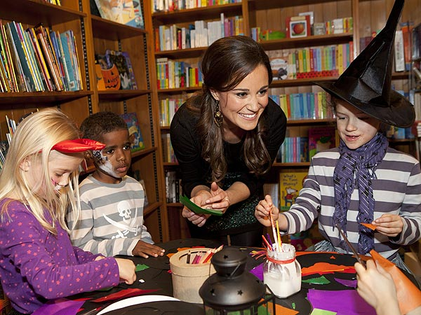 Pippa Middleton Hosts Halloween Party for Her Book