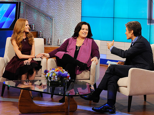 Rosie O'Donnell Says Not Calling 911 During Heart Attack Was the 'Stupidest Decision'