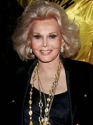 Zsa Zsa Gabor Has Successful Hip Surgery