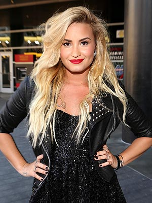 X Factor: Demi Lovato Talks About Living in the Spotlight