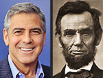 George Clooney Is (Distantly) Related to Abraham Lincoln