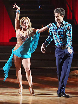 Dancing with the Stars - Sabrina Bryan Calls Elimination a 'Stinger'