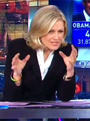 Election Results 2012: Barack Obama, Diane Sawyer