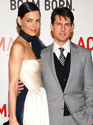Tom Cruise: Katie Holmes Never Said Scientology Was a Factor in Divorce