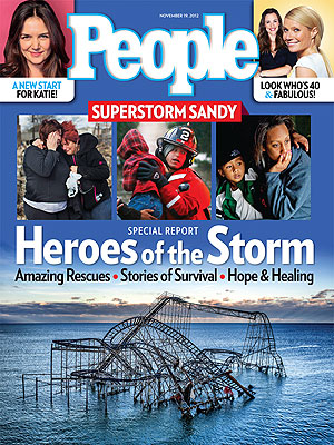 Sandy: Survivor Stories
