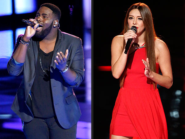The Voice: Coaches Give Mixed Reviews on Round Two of Play-Offs