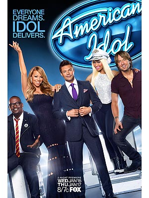 'American Idol' Judges Are All Smiles in New Image