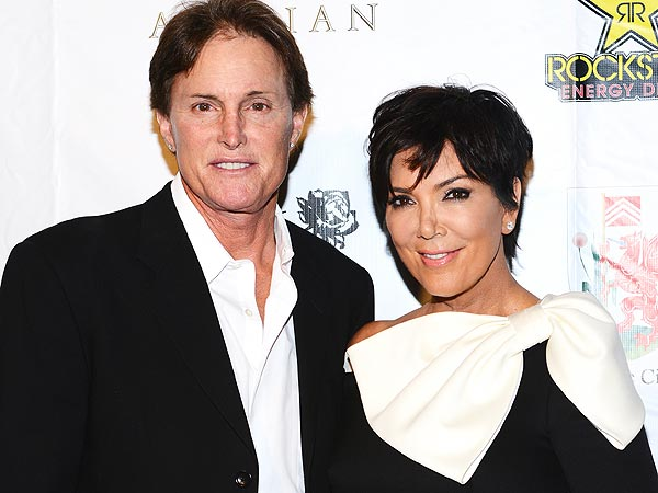 Bruce and Kris Jenner Separate