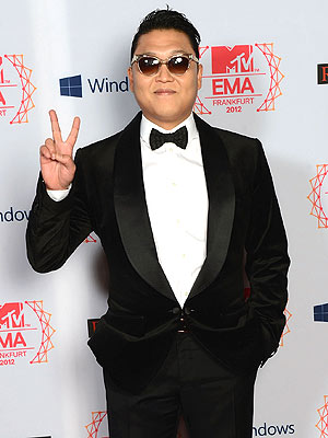 Psy to Perform (and Pick Up a Prize) at the American Music Awards