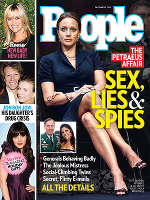 The Petraeus Affair: How Jill Kelley Inadvertently Brought Down the CIA Director