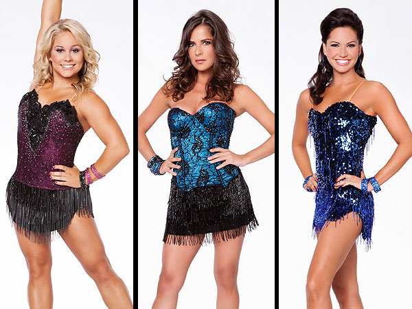 Dancing with Stars Finale Features Shawn Johnson, Kelly Monaco, Melissa Rycroft