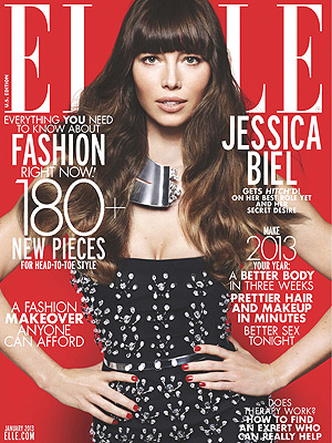 Jessica Biel: Having Someone to Swim Naked with Is a Perk of Marriage | Jessica Biel