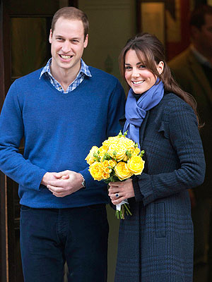 Kate Middleton Pregnant; Leaves the Hospital