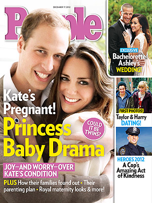 Kate's Pregnant! How the Queen Found Out