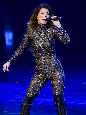 Shania Twain Kicks Off Vegas Show