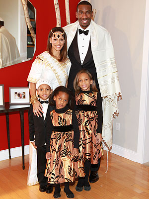 Amar'e Stoudemire Gets Married at Small, Secret 12-12-12 Wedding