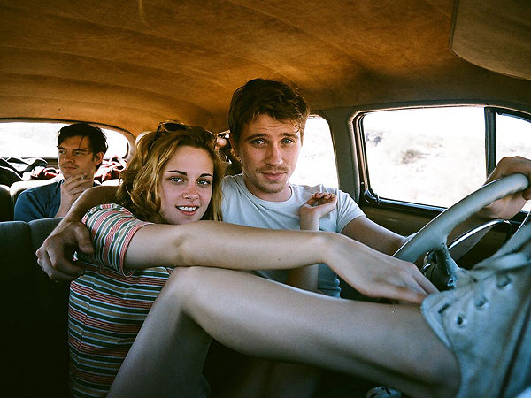 Kristen Stewart Naked in On the Road; Talks Nudity