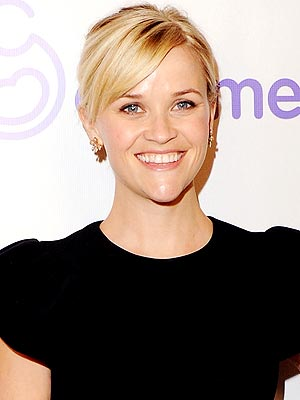 Reese Witherspoon: I'm 'Crawling Back' Toward My Pre-Baby Body